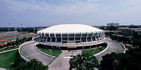 Baton rouge lsu assembly center for Speedway motors lake charles